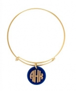Hayden Bracelet - Color Monogram