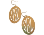Tallulah Stencil Earrings