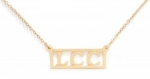 Laura Catherine Pendant -Gold