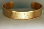 Sorority Cuff - Medium