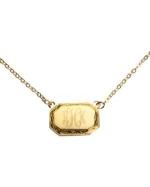 Lilla Pendant -Gold